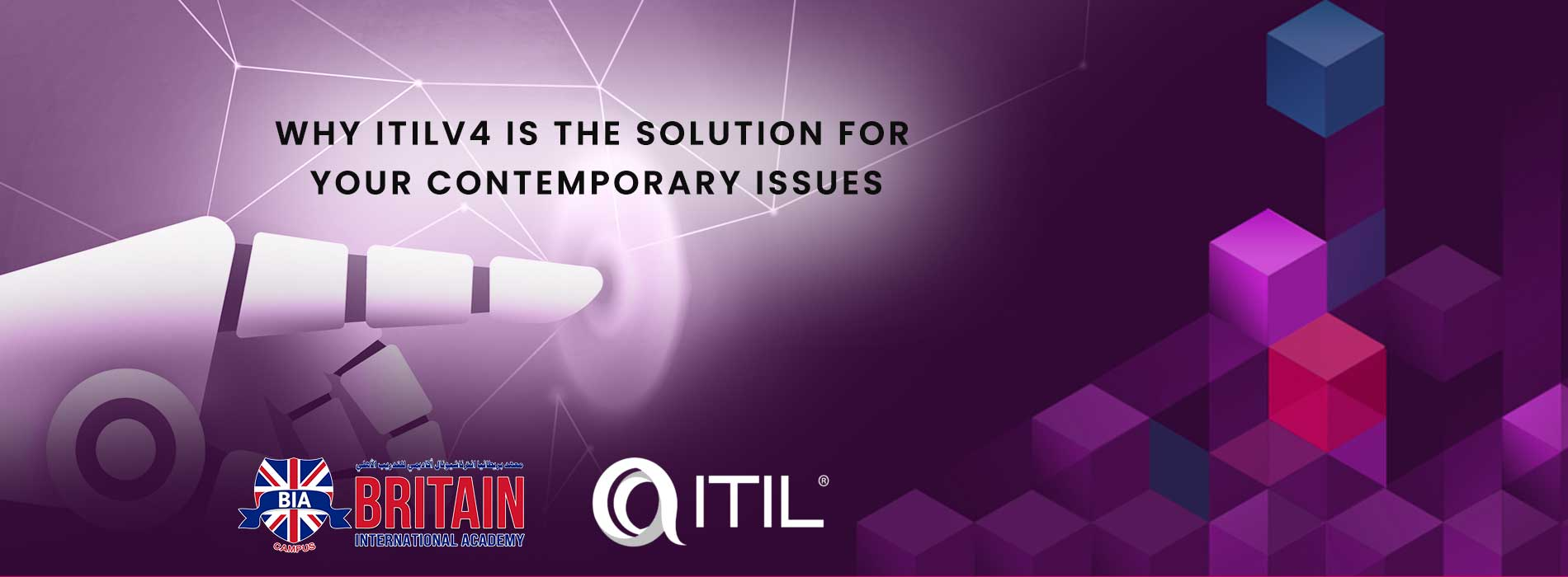 WHY ITIL 4 IS THE SOLUTION FOR YOUR CONTEMPORARY ISSUES