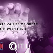 CO CREATE VALUES OF GREAT WORTH WITH ITIL 4
