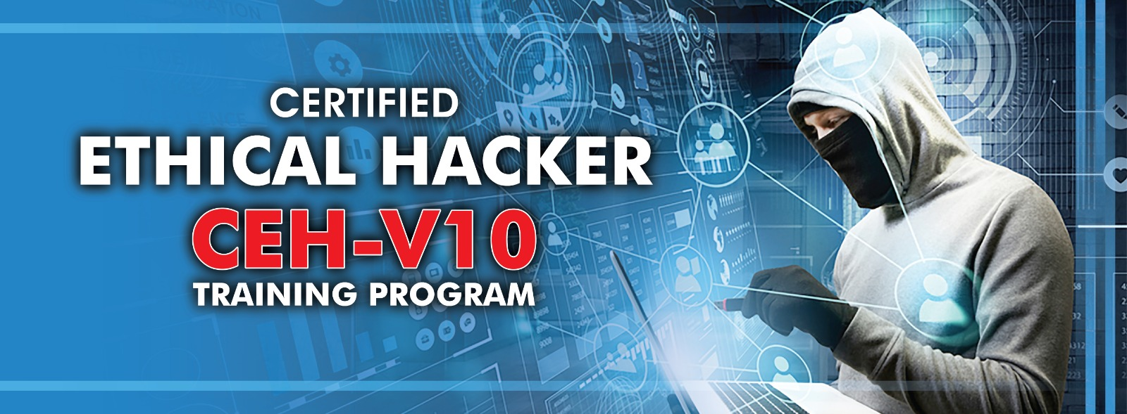 ETHICAL HACKING COURSE: THE RIGHT STEP TO SURPASS HACKERS