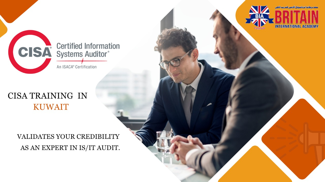 GIVE A JUMPSTART TO YOUR CAREER WITH CISA CERTIFICATION IN KUWAIT
